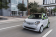 Smart ForTwo Electric Drive (2016)