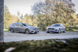Mercedes E 220 d Break tegen Volvo V90 D4 : Champions League