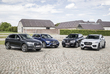 Audi Q5 contre 3 rivales