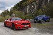Ford Mustang GT vs Ford F-150 Raptor