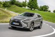 Lexus RX L : croissance propre