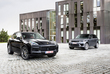 Porsche Cayenne E-Hybrid vs Range Rover Sport P400e