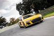 Audi R8 Coupé V10 Performance quattro: Baroud d'honneur