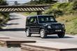 Mercedes G 350 d: Homogener en (iets) rationeler