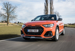 Audi A1 Citycarver 30 TFSI A : Cross-over-A1