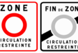 Ecovignet Crit'Air in Frankrijk #2