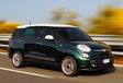 Fiat 500L Living 1.4 MPI 95CH/PK Pop Star