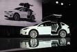 Tesla rappelle 11.000 Model X #1