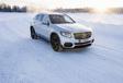 Mercedes EQC en test sur la glace #2