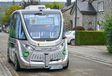 Gedaan met de autonome shuttle in Parijs en ongeval in Wenen #2