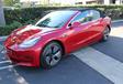 Deze Tesla Model 3 Cabrio bestaat echt. Sorry #8
