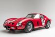 Ferrari perd les droits sur le design de la 250 GTO
