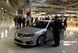 Nouvelle Saab 9-3 #1