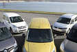 Citroën Berlingo 1.6 HDi 90, Ford Transit Tourneo Connect 1.6 TDCi 95, Opel Combo 1.6 CDTI 90, Renault Kangoo 1.5 dCi 90 et Volkswagen Caddy 1.6 TDI 102 : Les bons à tout faire #3