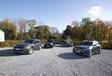 Mercedes GLC tegen BMW X3, Audi Q5 en Discovery Sport #1
