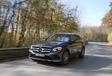 Mercedes GLC tegen BMW X3, Audi Q5 en Discovery Sport #23