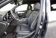 Mercedes GLC tegen BMW X3, Audi Q5 en Discovery Sport #27