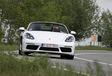 Porsche 718 Boxster A : Straffe basisversie #2