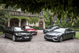 Volvo S90 face à 3 rivales #1