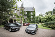 Volvo S90 face à 3 rivales #2