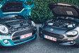 FIAT 124 SPIDER // MINI COOPER CABRIO : Dakloos en nostalgisch #12