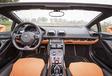 Lamborghini Huracan LP 610-4 Spyder : à ciel ouvert #7
