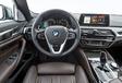 BMW Série 5 : Conservatrice mais branchée! #9