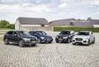 Audi Q5 contre 3 rivales #1