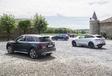 Audi Q5 contre 3 rivales #2