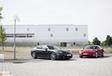 Porsche Panamera 4 E-Hybrid vs Tesla Model S 100 D #1