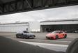Audi TT RS vs Porsche 718 Cayman S #2