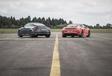 Audi TT RS vs Porsche 718 Cayman S #4