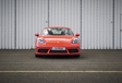 Audi TT RS vs Porsche 718 Cayman S #20