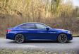 BMW M5 : drifteur en 4x4 ou 4x2 #6