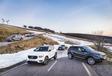 Volvo XC40 vs 4 SUV'S #1