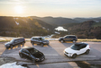 Volvo XC40 vs 4 SUV'S #2