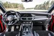 Alfa Romeo Stelvio Quadrifoglio vs Mercedes-AMG GLC Coupé 63 S #9