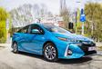 Hyundai Ioniq Plug-in vs Toyota Prius Plug-in #8