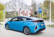 Hyundai Ioniq Plug-in vs Toyota Prius Plug-in #9
