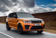 Range Rover Sport SVR (2018) #3