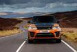 Range Rover Sport SVR (2018) #8