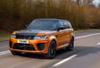 Range Rover Sport SVR (2018) #16