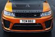Range Rover Sport SVR (2018) #33