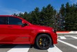 Jeep Grand Cherokee TrackHawk : Ils sont fous ces 'Ricains ! #21
