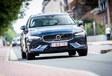 Volvo V60 D4 : Sérénité nordique #1