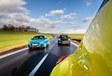 Audi A1 Sportback vs 2 rivales #3