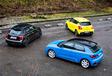 Audi A1 Sportback vs 2 rivales #4