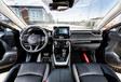 Honda CR-V 2.0 Hybrid vs Toyota RAV4 2.5 Hybrid #19