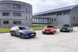 3 Compactes : Mazda 3, BMW 118i et VW Golf #1