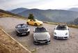 BMW Z4 tegen 3 rivalen #4